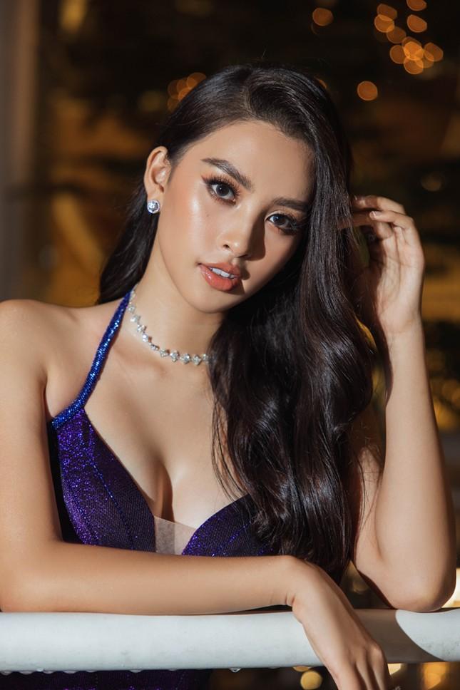 Hoa hậu Trần Tiểu Vy trở thành đại sứ thương hiệu Go Spring ảnh 2