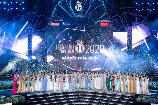 Aqua Việt Nam góp phần mang đến thành công cho đêm bán kết HHVN 2020 ảnh 1