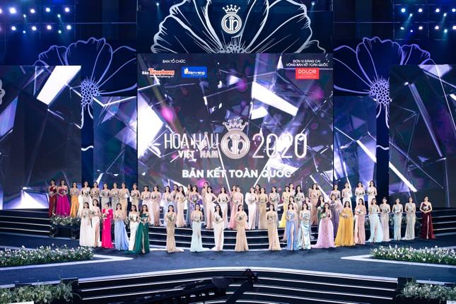 Aqua Việt Nam góp phần mang đến thành công cho đêm bán kết HHVN 2020 ảnh 2