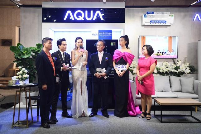 Aqua Việt Nam góp phần mang đến thành công cho đêm bán kết HHVN 2020 ảnh 3
