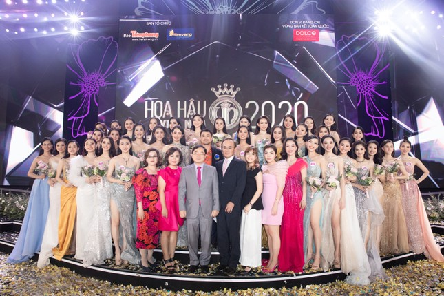 Aqua Việt Nam góp phần mang đến thành công cho đêm bán kết HHVN 2020 ảnh 5