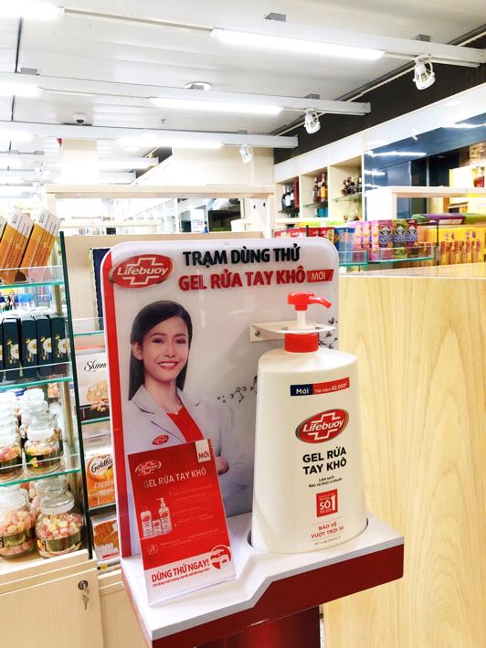 Unilever cùng Cảng hàng không quốc tế Tân Sơn Nhất phòng dịch cho hành khách ảnh 2