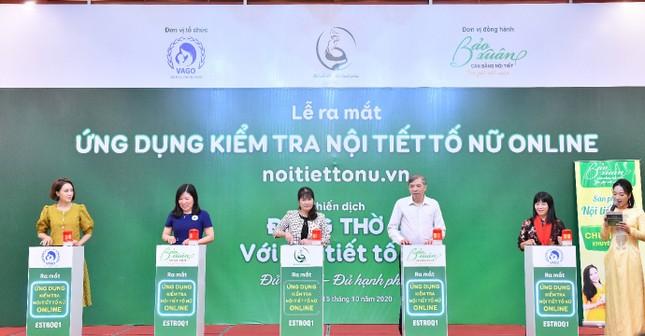 Lần đầu tiên ra mắt Ứng dụng kiểm tra nội tiết tố nữ tại Việt Nam ảnh 4