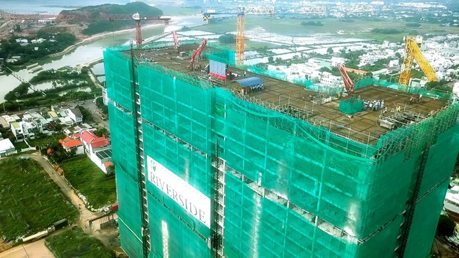 Cất nóc dự án đầu tiên đạt chứng chỉ xanh EDGE tại thị trường bất động sản Bình Định ảnh 1