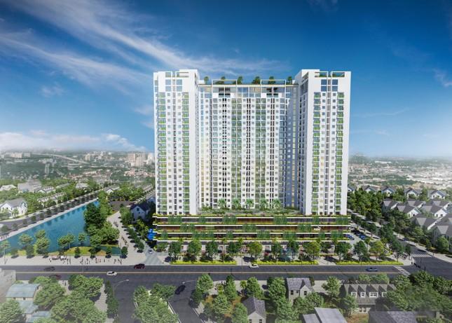 Cất nóc dự án đầu tiên đạt chứng chỉ xanh EDGE tại thị trường bất động sản Bình Định ảnh 2
