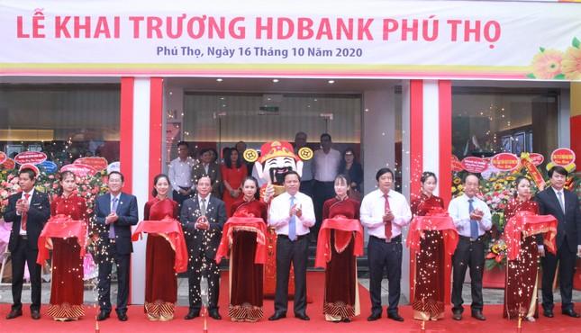 HDBank khai trương và đi vào hoạt động tại vùng đất Tổ - Phú Thọ ảnh 1