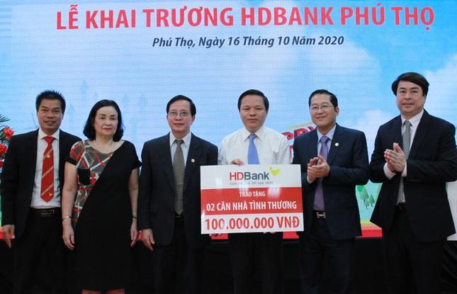 HDBank khai trương và đi vào hoạt động tại vùng đất Tổ - Phú Thọ ảnh 2