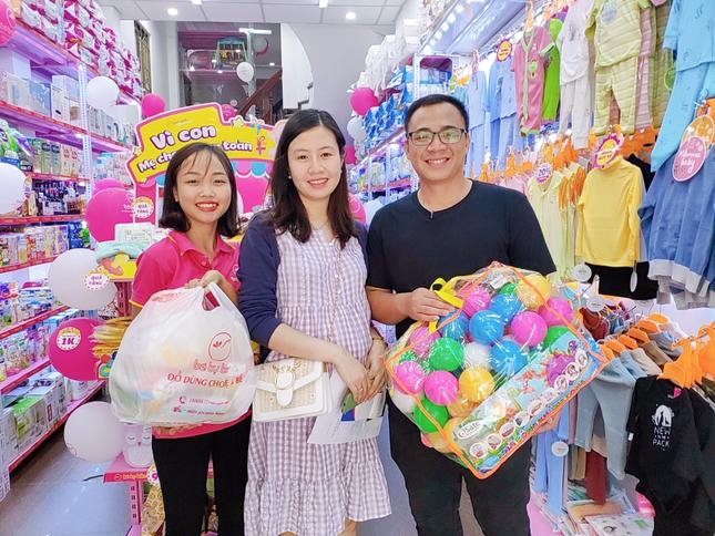 Bé Bụ Bẫm – Hệ thống phân phối đồ dùng Mẹ và Bé trực tuyến hàng đầu Việt Nam ảnh 1