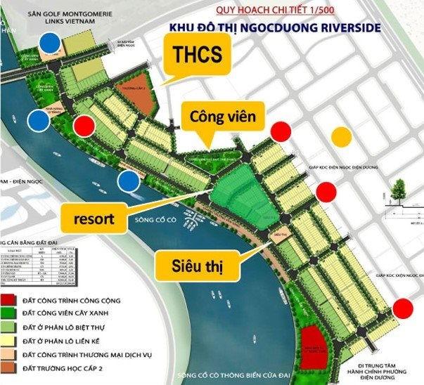 Đánh thức sông Cổ Cò - dự án bất động sản Quảng Nam bất ngờ hút khách đầu tư ảnh 1