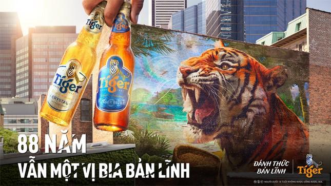 Tiger® Beer kỷ niệm 88 năm – Vẫn một vị bia bản lĩnh ảnh 1