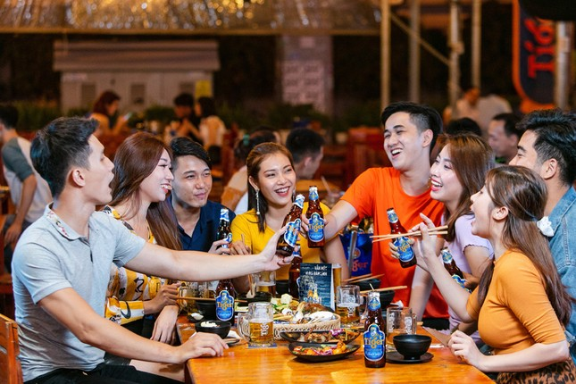 Tiger® Beer kỷ niệm 88 năm – Vẫn một vị bia bản lĩnh ảnh 3