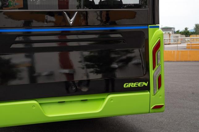 Vingroup chính thức chạy thử nghiệm xe buýt điện VinFast ảnh 2