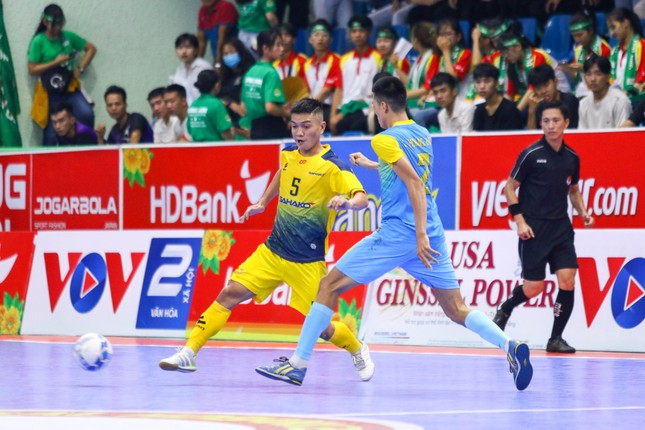 Thái Sơn Nam lần thứ 5 liên tiếp lên ngôi vô địch Giải Futsal HDBank Vô địch Quốc gia 2020 ảnh 2