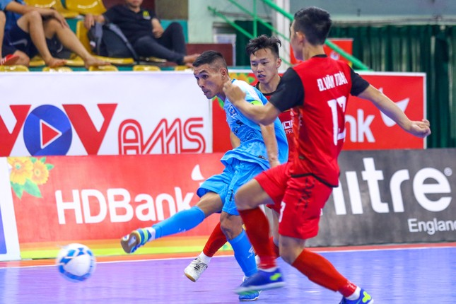 Thái Sơn Nam lần thứ 5 liên tiếp lên ngôi vô địch Giải Futsal HDBank Vô địch Quốc gia 2020 ảnh 3