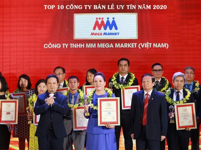 MM Mega Market giữ vị trí thứ 3 trong Top 10 Công ty bản lẻ uy tín ảnh 1