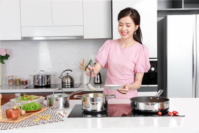 Khám phá bí mật bên trong căn bếp hiện đại của phụ nữ Việt ảnh 2