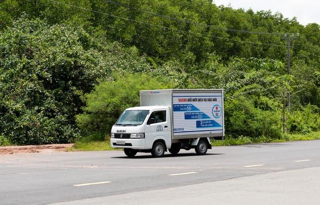 Suzuki tung khuyến mãi đặc biệt cho xe tải nhẹ ảnh 2