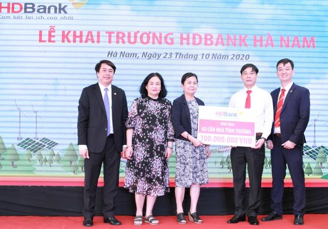 HDBank cung cấp các giải pháp tài chính toàn diện cho tỉnh Hà Nam ảnh 1