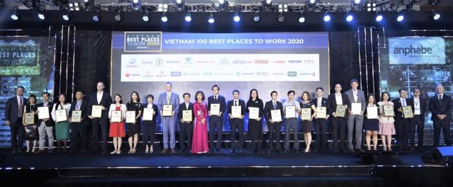 Tập đoàn bất động sản Nam Long có tên trong Top 100 nơi làm việc tốt nhất Việt Nam 2020 ảnh 1