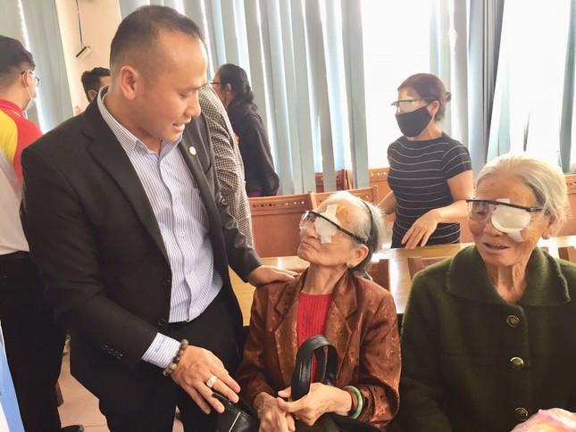 HDBank tiếp tục tài trợ kinh phí phẫu thuật cho 300 bệnh nhân nghèo ảnh 1