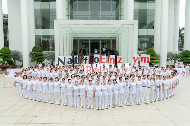 NattoEnzym Red Rice chất lượng Nhật Bản đột phá hơn trong phòng ngừa đột quỵ ảnh 1