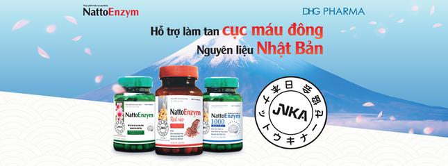 NattoEnzym Red Rice chất lượng Nhật Bản đột phá hơn trong phòng ngừa đột quỵ ảnh 5