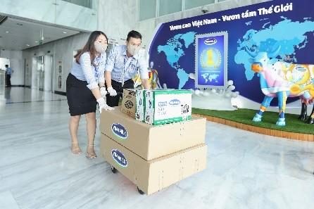 Vinamilk lần thứ 3 liên tiếp được bình chọn là nơi làm việc tốt nhất Việt Nam ảnh 6