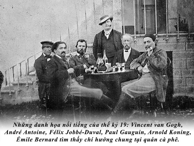 Kỳ 53: Danh họa Vincent Van Gogh và những quán cà phê đi vào lịch sử ảnh 4