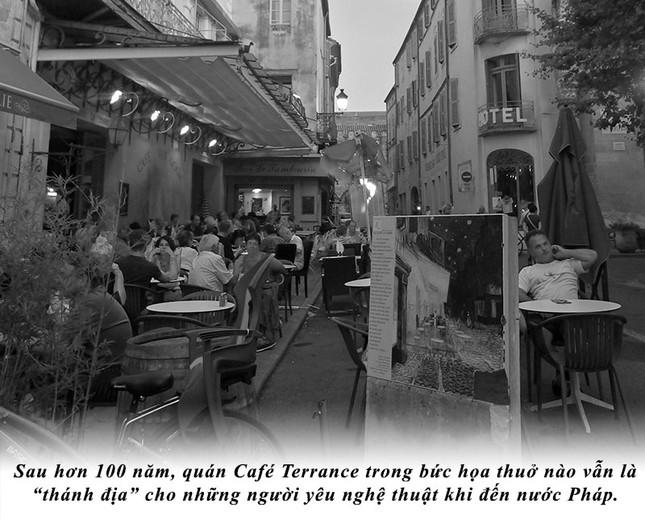 Kỳ 53: Danh họa Vincent Van Gogh và những quán cà phê đi vào lịch sử ảnh 5