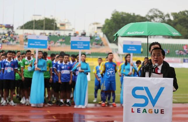 Khai mạc SV-League 2020: Bùng nổ tinh thần, thăng hoa cảm xúc ảnh 2