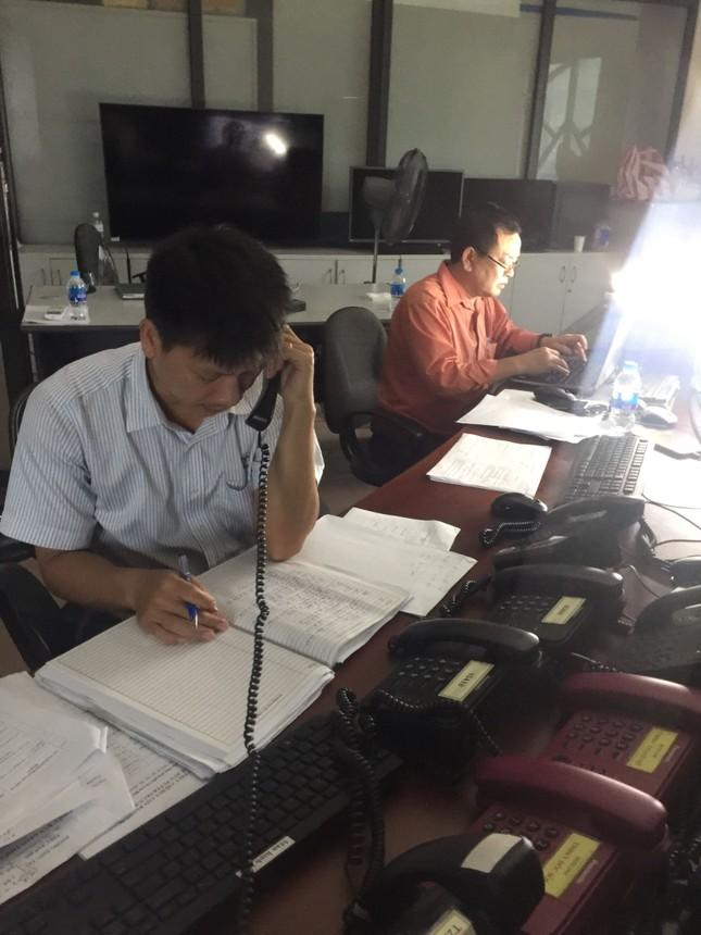 PTC2 nỗ lực đảm bảo vận hành lưới truyền tải trước sự tàn phá của bão số 9 ảnh 3