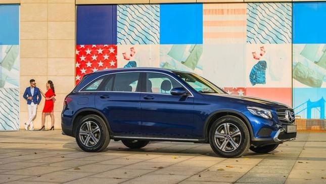 So sánh hai phiên bản Mercedes-Benz GLC 200 2018 và 2020 ảnh 5