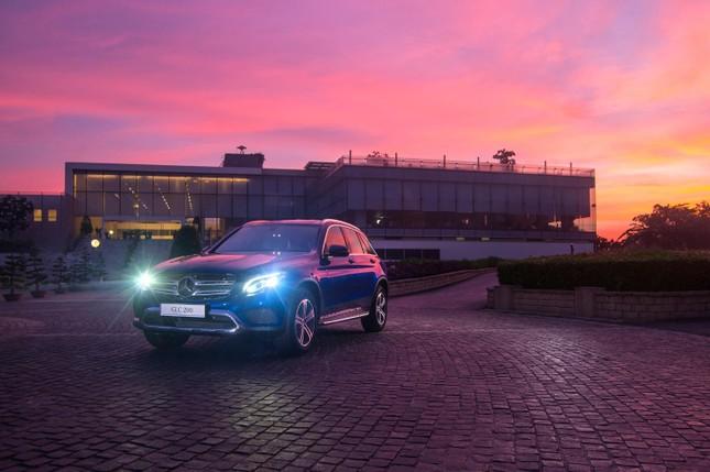 So sánh hai phiên bản Mercedes-Benz GLC 200 2018 và 2020 ảnh 14