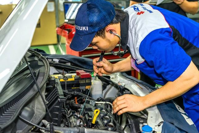 Suzuki lắng nghe ý kiến để chinh phục người dùng Việt Nam ảnh 1