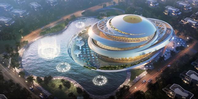 3 siêu dự án 5 tỷ USD sắp được Sunshine Group triển khai ảnh 1