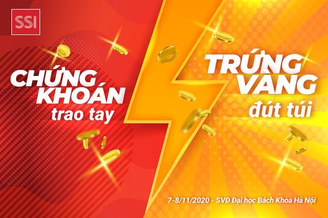 'Học' cách tiêu tiền cho tương lai, nhận hàng nghìn phần quà từ SSI tại ngày thẻ Việt Nam ảnh 2