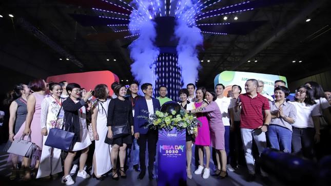 Amway Việt Nam khai mạc chương trình triển lãm Mega Day 2020 ảnh 1
