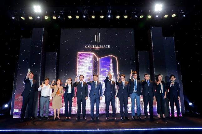 Sự kiện trải nghiệm Capital Place – Biểu tượng mới của Hà Nội hiện đại ảnh 1