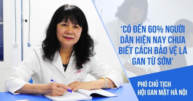 Tỷ lệ mắc ung thư gan ở Việt Nam đứng thứ 3 thế giới ảnh 1