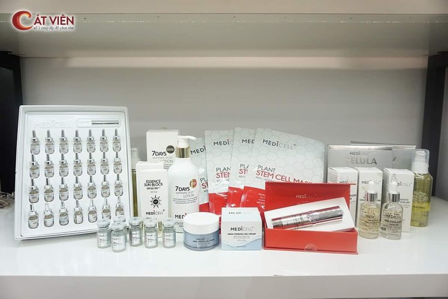 Thiết bị Spa và Phun Thêu Cát Viên - Phân phối mỹ phẩm nhập khẩu chính hãng ảnh 2