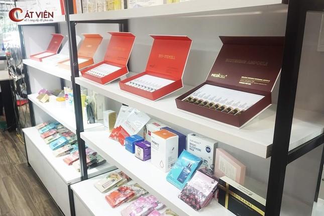 Thiết bị Spa và Phun Thêu Cát Viên - Phân phối mỹ phẩm nhập khẩu chính hãng ảnh 1