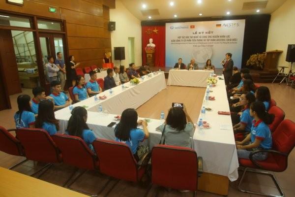 Công ty cổ phần Tiền Phong hợp tác với Tập đoàn uy tín CHLB Đức ảnh 6