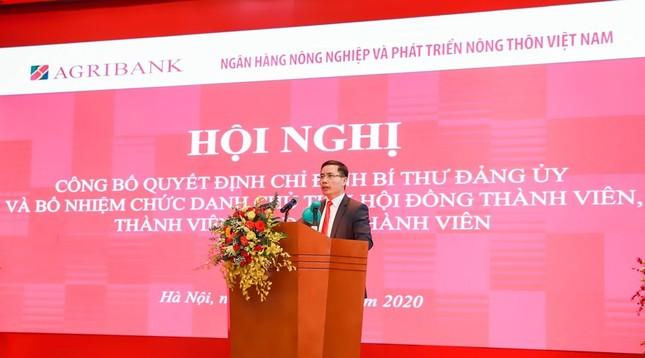 Hội nghị công bố Quyết định nhân sự cấp cao Agribank ảnh 2