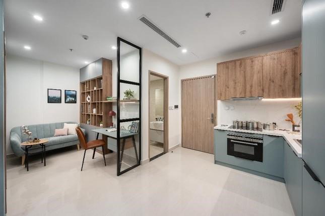 Bộ sưu tập những căn hộ 'hút mắt' chỉ từ 168 triệu chào đón Xuân Tân Sửu ảnh 1