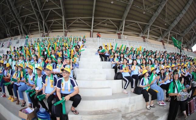 Sôi động những màn cổ vũ chỉ có tại giải bóng đá sinh viên SV-League 2020 ảnh 4