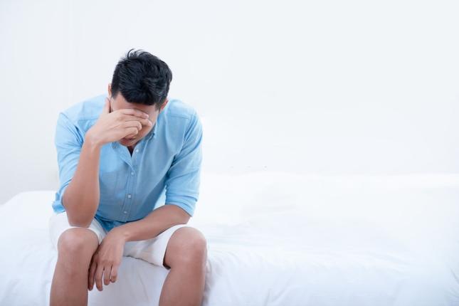 Những dấu hiệu lão hóa cần được quan tâm của đàn ông sau 30 tuổi ảnh 3