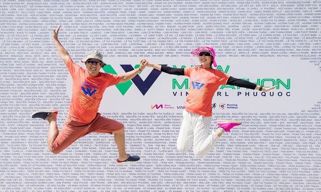 3.000 'runner' sẵn sàng xuyên rừng, băng biển tại WOW Marathon Vinpearl Phú Quốc 2020 ảnh 3