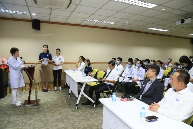 Tiếp nối chương trình vì miền Trung, Điện Máy Xanh mang 'Tết sớm' đến trẻ em hở hàm ếch ảnh 2