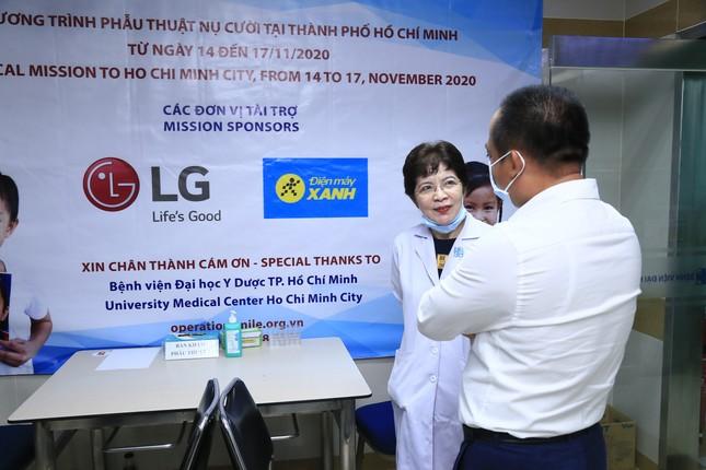 Tiếp nối chương trình vì miền Trung, Điện Máy Xanh mang 'Tết sớm' đến trẻ em hở hàm ếch ảnh 5