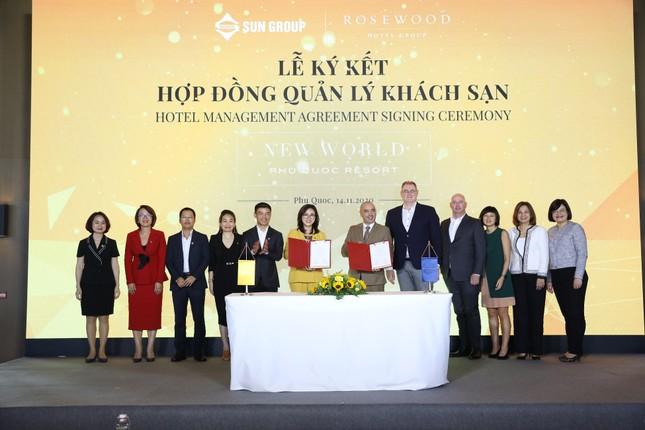 Sun Group tiếp tục đưa thương hiệu quản lý khách sạn nổi tiếng về Nam Phú Quốc ảnh 3